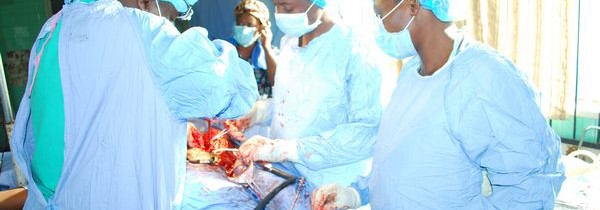 Major Surgeries Performed Free During Afikpo Medical Mission 2013