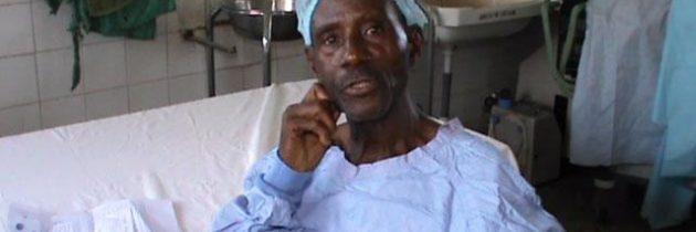 Patrick Egwu's Video Testimonial During Afikpo Medical Mission 2015