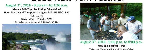 2018 Iriji Festival & Fundraiser, August 2-5